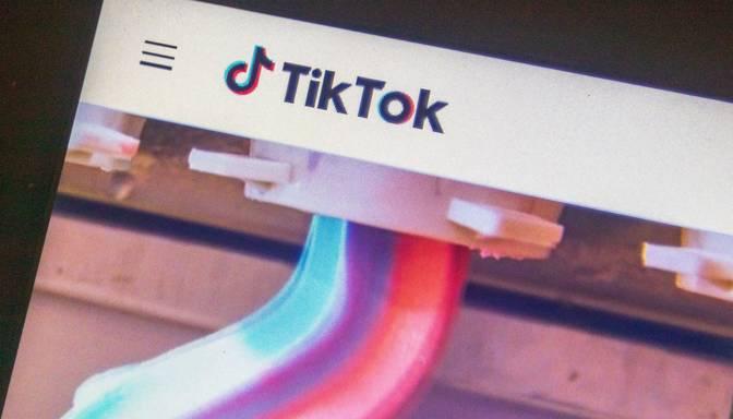 """Laikraksts: Baidena komanda atliek ieceri likt pārdot """"TikTok"""" ASV segmentu"""