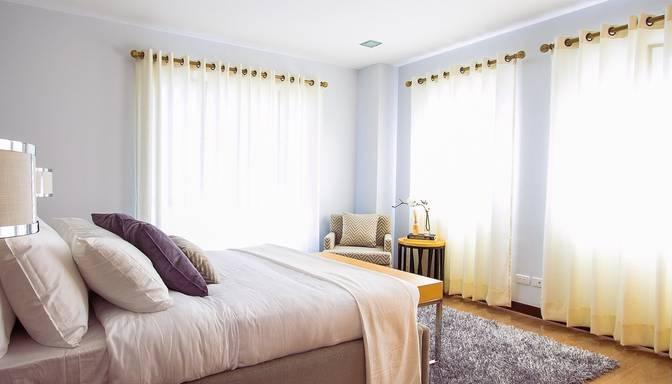 Maza guļamistaba? 5 risinājumi veiksmīgam interjera dizainam