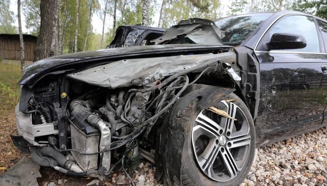Nepilnas dienas laikā četri bojāgājušie trīs avārijās