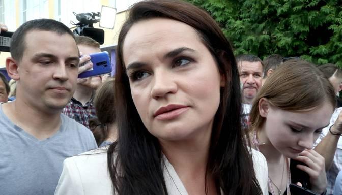Tihanovska: Ceru uz godīgiem vēlēšanu rezultātiem