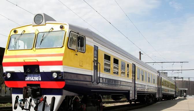Pasažieru vilcienos nav dezinfekcijas līdzekļu!