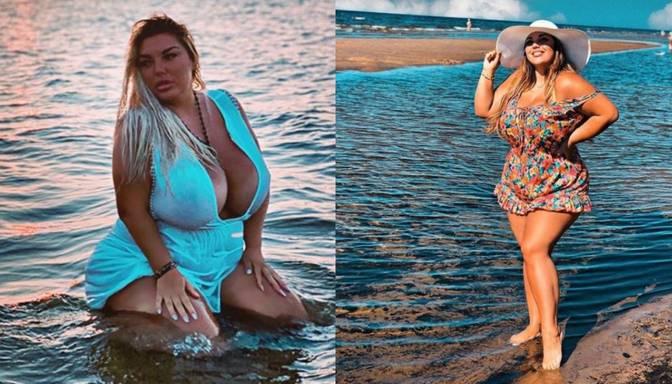 Lielo izmēru modele Katerīna Lazdovska atklāj, kādas sievietes ir apveltītas ar harismu