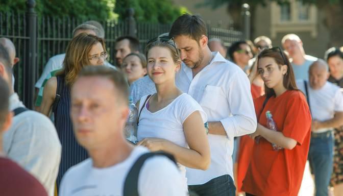 Vēstniecība: Vēlētāju aktivitāte Baltkrievijas prezidenta vēlēšanās Rīgā sasniegusi 91%