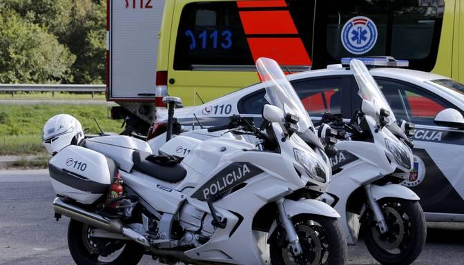 """""""Melnā statistika"""": svētdien uz Latvijas ceļiem dzīvību zaudējuši divi cilvēki"""