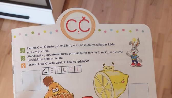 Ļoti mulsinoši vārdi bērnu grāmatiņā!