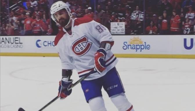 """Rīgas """"Dinamo"""" noslēdz līgumu ar Monreālas """"Canadiens"""" uzspēlējušo aizsargu Elisu"""
