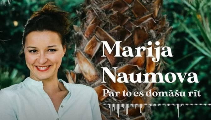 Noklausies! Marija Naumova atgriežas ar vasarīgu hitu