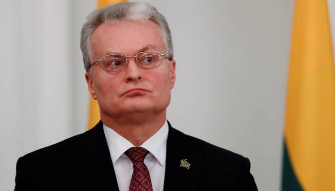 Lietuvas prezidents: Laiks nopietni runāt par sankcijām pret Baltkrieviju