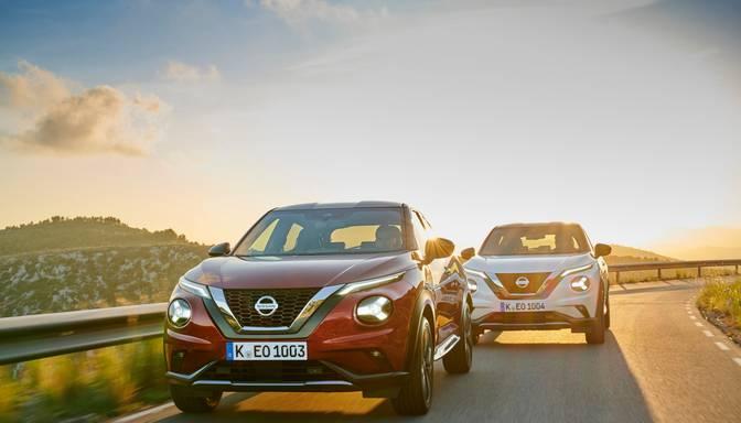 Jaunais Nissan JUKE – jauns dizains, uzlabots praktiskums un bagātīgs moderno tehnoloģiju klāsts