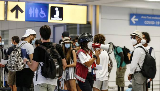 "Romas lidosta saņēmusi pasaulē pirmo ""Anti-Covid-19"" pieczvaigžņu vērtējumu"