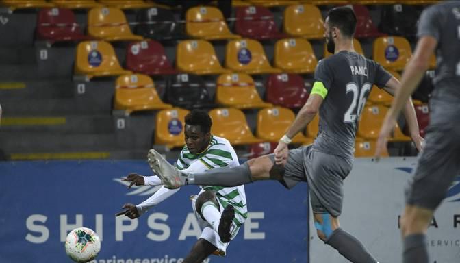 """""""Riga"""" UEFA Eiropas līgā spēles galotnē piekāpjas """"Celtic"""""""