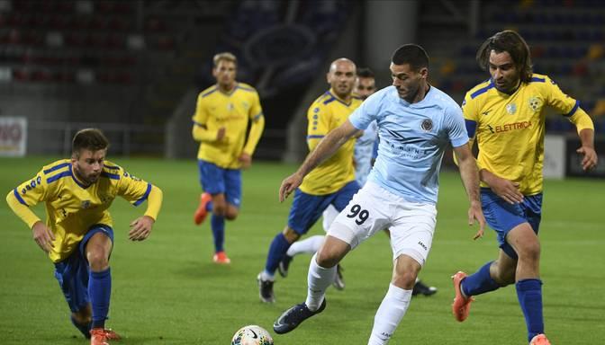 """""""Riga"""" UEFA Eiropas līgas kvalifikācijas turnīra otrās kārtas spēlē minimāli uzvar Sanmarīno komandu """"Tre Fiori"""""""
