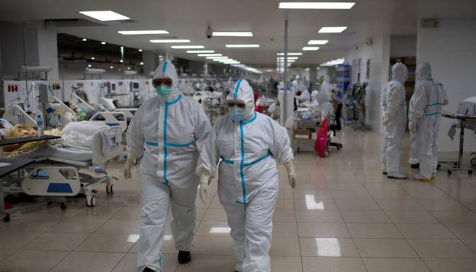 PVO izveidojusi jaunu ekspertu grupu SARS-CoV-2 izcelsmes pētīšanai