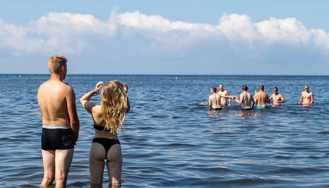 Svētdien pēdējo reizi šogad gaisa temperatūra Latvijā sasniegs +25 grādus