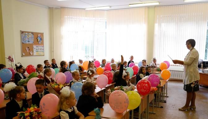 Covid-19 uzliesmojuma dēļ Maskavā uz divām nedēļām slēdz skolas