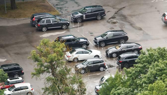 No nākamā gada plāno ieviest vieglo automašīnu reģistrācijas nodokli