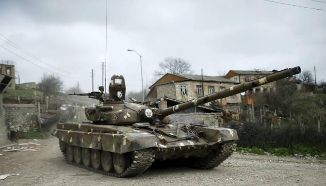 Kalnu Karabaha izsludina karastāvokli un vispārējo mobilizāciju