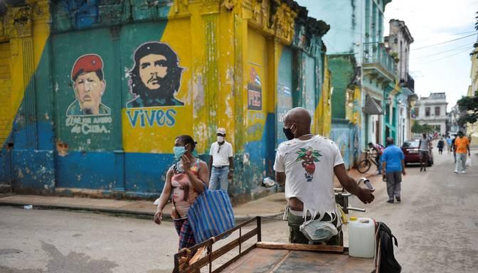 ASV noteikusi jaunas sankcijas pret Kubu