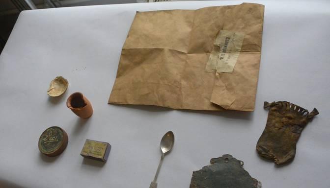 Valmieras pilsdrupās atrastas vērtīgas 14. gadsimta liecības