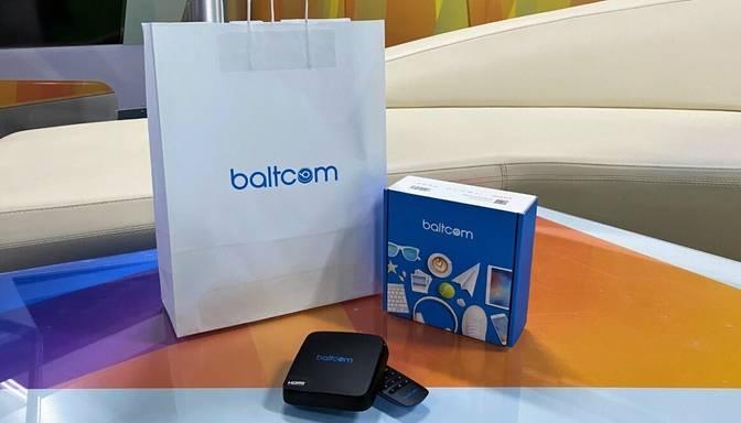 """""""Bez Tabu"""" iknedēļas konkurss ir klāt! Balvā televīzija komplektā ar internetu uz 1 gadu par brīvu no """"Baltcom""""!"""