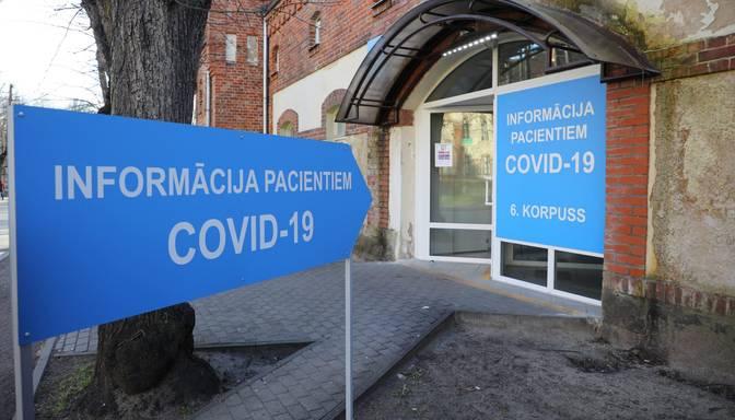 Saslimšana ar Covid-19 vai kontaktpersonas statuss noteikts 47 Stradiņa slimnīcas darbiniekiem
