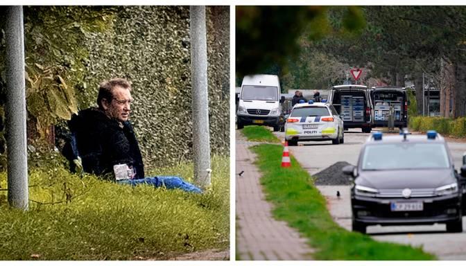 Spriedze Kopenhāgenā: no cietuma izbēdzis žurnālistes slepkava Madsens un paziņo, ka ap viņa jostu ir spridzeklis