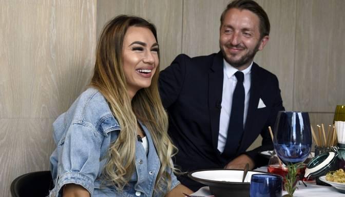 Foto: Elīna Didrihsone TV3 vakariņu šovā sarīko svinības savā gaumē un gandrīz uzvar