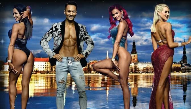 """Svētdien Rīgā notiks IFBB """"Pasaules Fit Model čempionāts 2020"""""""