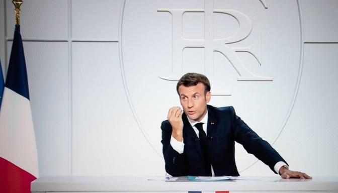 Francija atsauc vēstnieku Turcijā pēc Erdogana izteikumiem, ka Makronam jāpārbauda psihiskā veselība