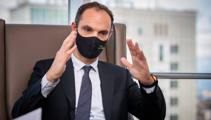 Slovēnijas ārlietu ministram pēc Baltijas valstu apmeklējuma konstatēta inficēšanās ar Covid-19; Rinkēvičs atradīsies karantīnā