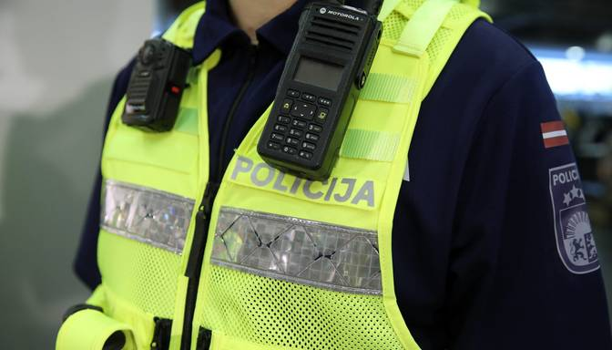 Valsts policijā inficēšanās ar Covid-19 konstatēta 31 darbiniekam