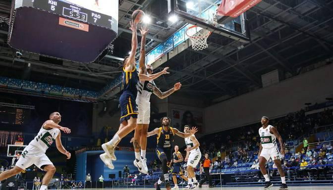 "Pozitīvas Covid-19 analīzes ""Khimki"" basketbola komandā arī Monro un Baraškovam"