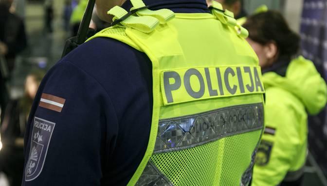 Policija sākusi kriminālprocesus par Liepājas pusē vīriešiem nodarītiem miesas bojājumiem