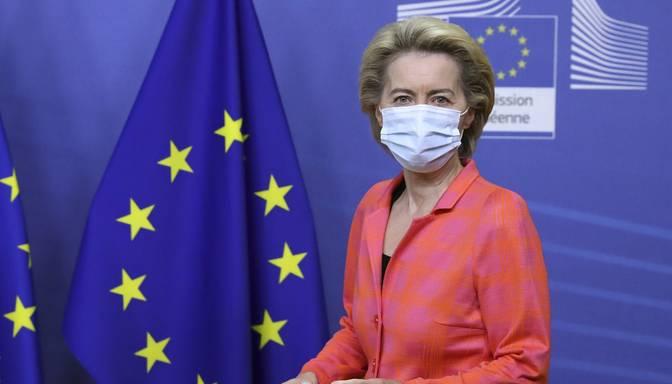 EK prezidente pamet samitu un dodas pašizolācijā
