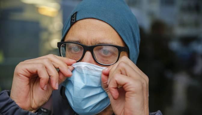 Pētījums: Jaunais koronavīruss saglabājas uz cilvēka ādas deviņas stundas