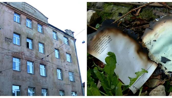 Traģisks ugunsgrēks Rīgā: liesmās un dūmos dzīvību zaudē sirmgalve