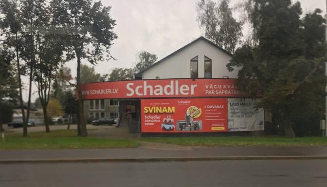Gramatikas kļūda uz reklāmas stenda!