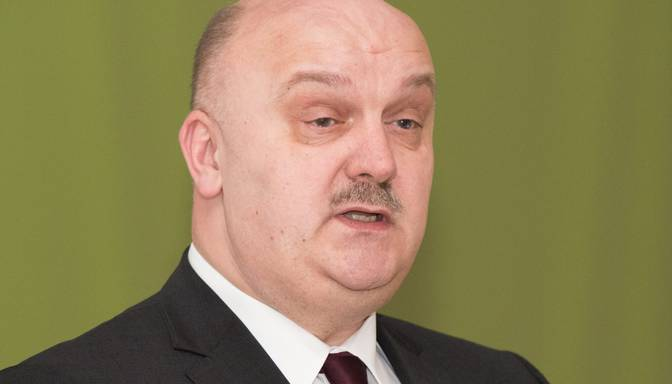 """Žīgurs atstājis """"Latvenergo"""" valdes priekšsēdētāja amatu"""
