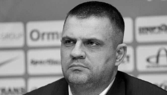 """Mūžībā 44 gadu vecumā devies ilggadējais telpu futbola kluba """"Nikars"""" prezidents Valts"""