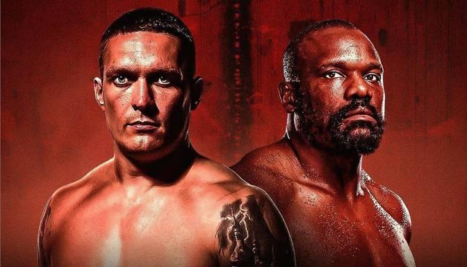 Ukrainas boksa superzvaigzne Usiks cīnīsies ar britu smagsvaru Čisoru
