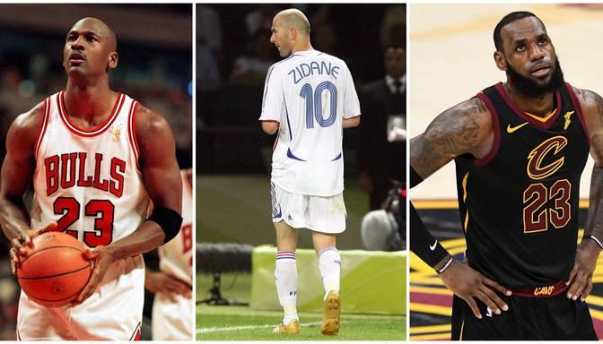 Noskaties! Džordana drafts, Zidāna sitiens, Lebrona lēmums – TOP 10 sliktākie lēmumi pasaules sporta vēsturē