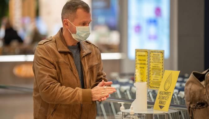 Covid-19: no šodienas stājas spēkā vairāki jauni vīrusa ierobežošanas pasākumi