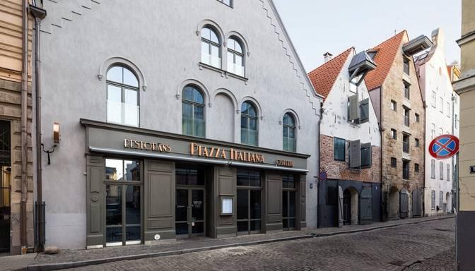 """Konkursā """"Latvijas Arhitektūras gada balva 2020"""" lielo balvu saņēmusi ēku rekonstrukcija Miesnieku ielā, Rīgā"""