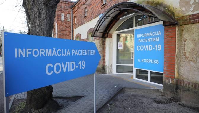 Pētījums: Covid-19 ir trešais biežākais nāves cēlonis Latvijā