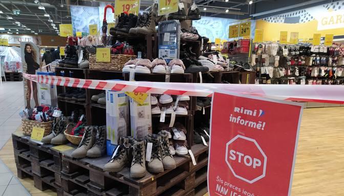 Atceļ tirgojamo preču ierobežojumus pārtikas un higiēnas preču veikalos