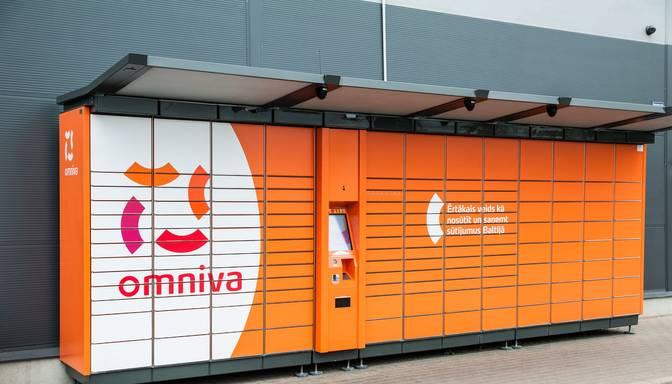 """""""Omniva"""" brīdina par krāpnieku mēģinājumiem izkrāpt maksājumu karšu datus"""
