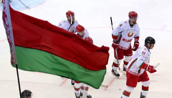 Baltkrievijai atņemtas pasaules čempionāta rīkotāju tiesības