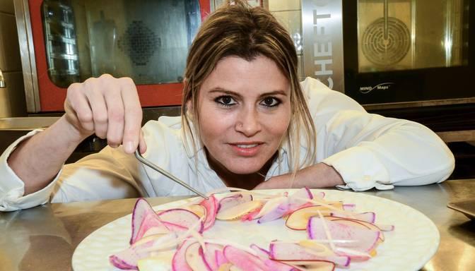 """Šogad pirmo reizi vēsturē """"Michelin"""" zvaigzni saņēmis Francijas restorāns ar pilnībā vegānisku ēdienkarti"""