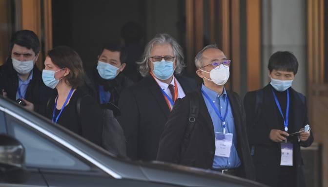 PVO eksperti Uhaņā sāk izmeklēšanu par jaunā koronavīrusa izcelsmi