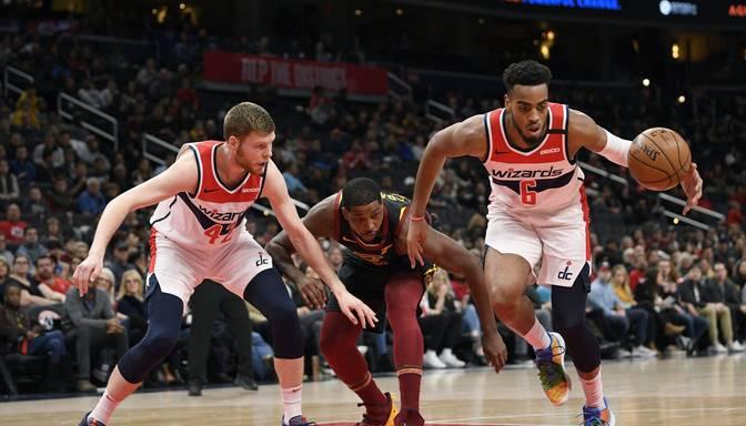 """Bertāns starp sešiem """"Wizards"""" pašizolācijā esošajiem basketbolistiem; NBA pārceļ vēl vienu komandas spēli"""
